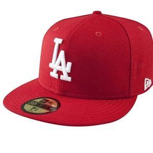NEW ERA LA Dodgers Logo Hat